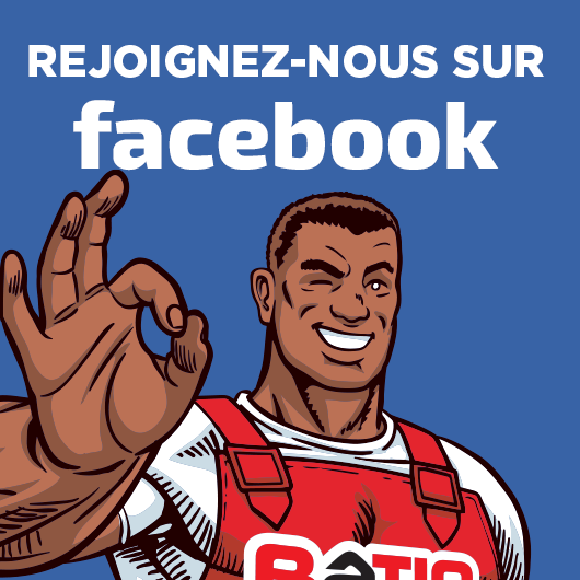 Facebook batir martinique